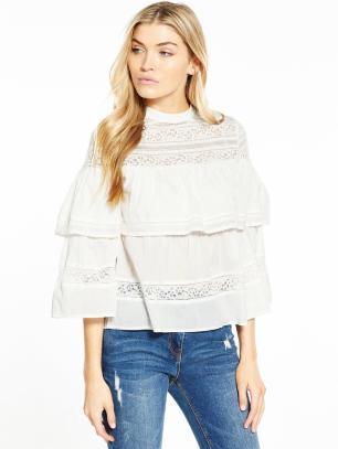 http://www.very.co.uk/miss-selfridge-lace-tiered-blouse/1600150891.prd